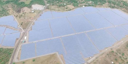 proyectos grupo proteger honduras division fotovoltaica parque solar fotovoltaico aguafria