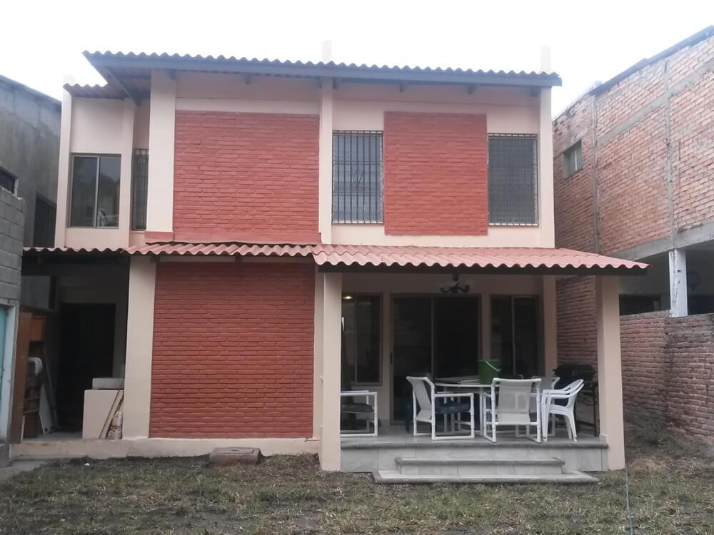 Remodelación De Residencia Salvador Jimenez