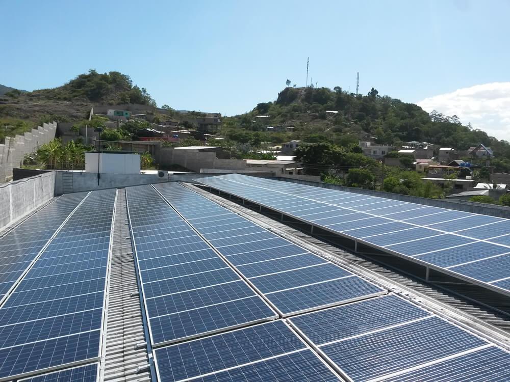Sistema De Autoproducción Solar Fotovoltaico Industrias Pharmaética