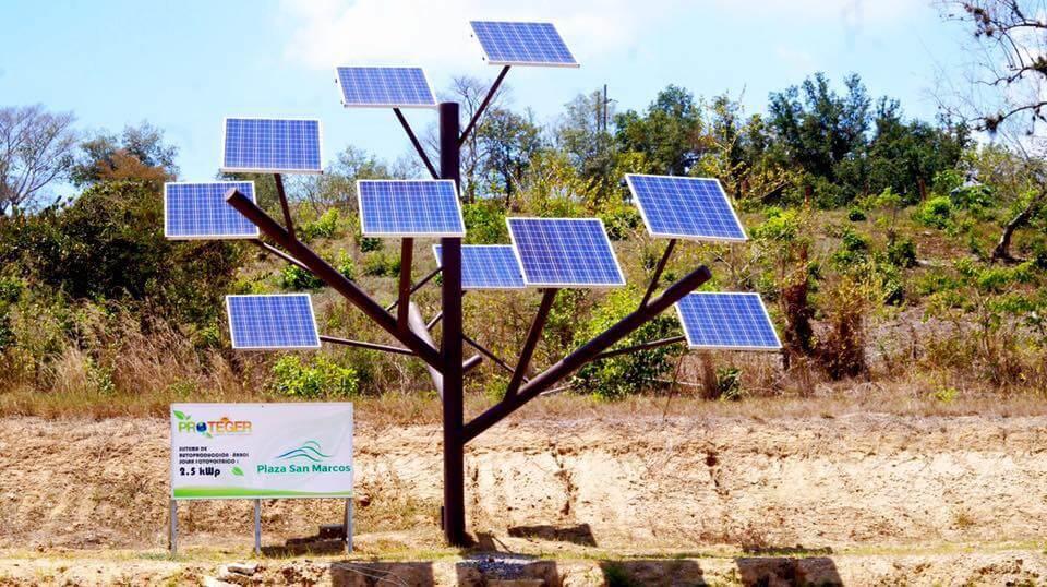 Sistema De Autoproducción Solar Fotovoltaico Plaza San Marcos
