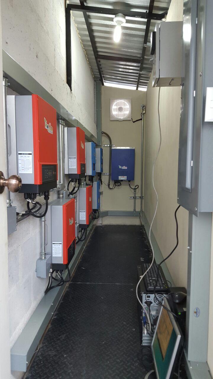 Sistema de Autoproducción Solar Fotovoltaico Beneficio Húmedo Café Orgánico Marcala (COMSA)