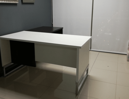 Fabricación e instalación de escritorios Mayora & Mayora