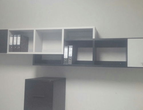Fabricación e instalación de mobiliario en Desarrollos Terrestres