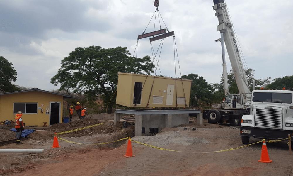 Movimiento Centro de Seccionamiento Parque Fotovoltaico Pacific Solar grupo proteger - 1