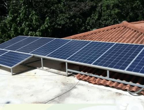 Suministro e instalación de autoproducción de energía en residencias